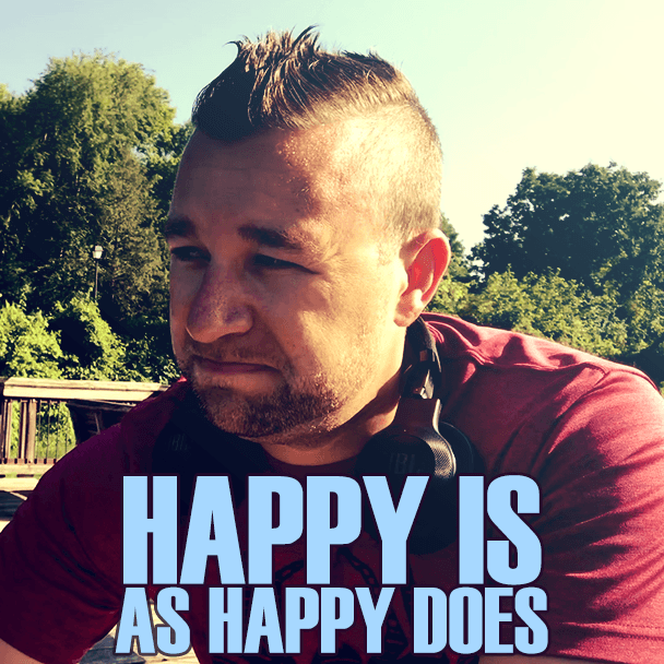 Jud Hailey Explores Happiness