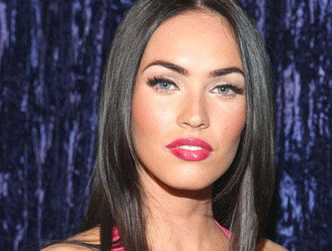 """Transformers"" actress Megan Fox, 22, and ""90210"" actor Brian Austin Green,"