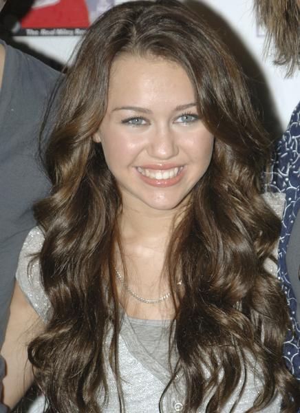 Miley cyrus not a virgin