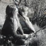Miriam & Paula fishing
