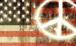 Peace sign/flag