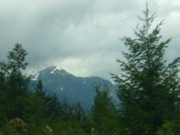 Rainy mountains