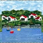 Judith Reilly's Basin Harbor Shoreline