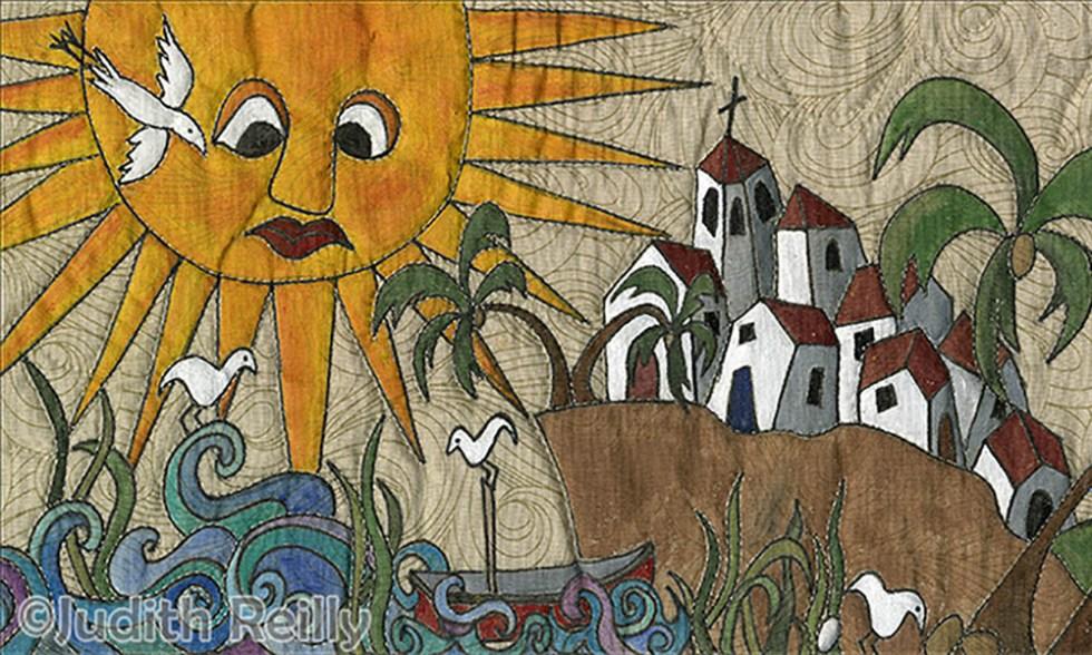 Espana Costa del Sol by Judith Reilly