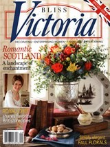 Judith Reilly Featured in Victoria Magazine