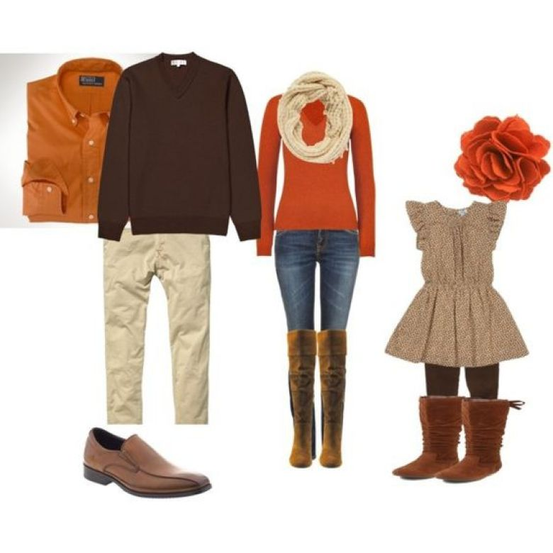 What To Wear For Fall Photo Shoot
