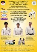 AfficheJapanJudo2014