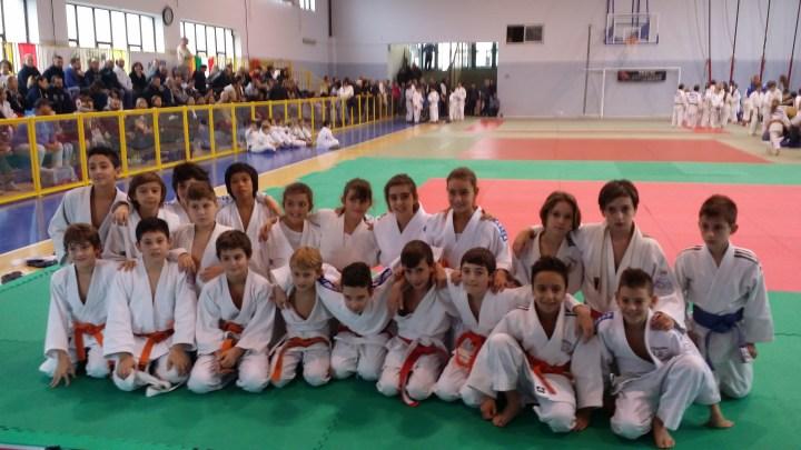 XXXIII° Trofeo Città di Somma Lombardo: I Fanciulli del Kumiai Giovanile conquistano il Trofeo