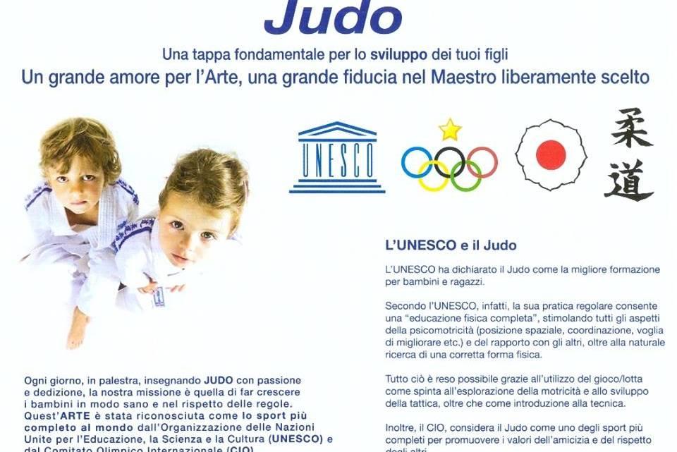 JUDO – Una tappa fondamentale per lo sviluppo dei tuoi figli..