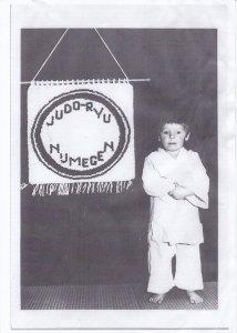 Denny Ebbers Judo Ryu Nijmegen