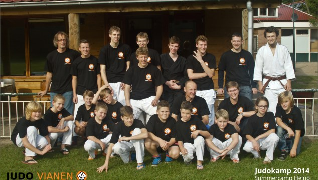 Trainingskamp 2014 in Heino