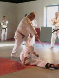 Applicatiedag jiu-jitsu