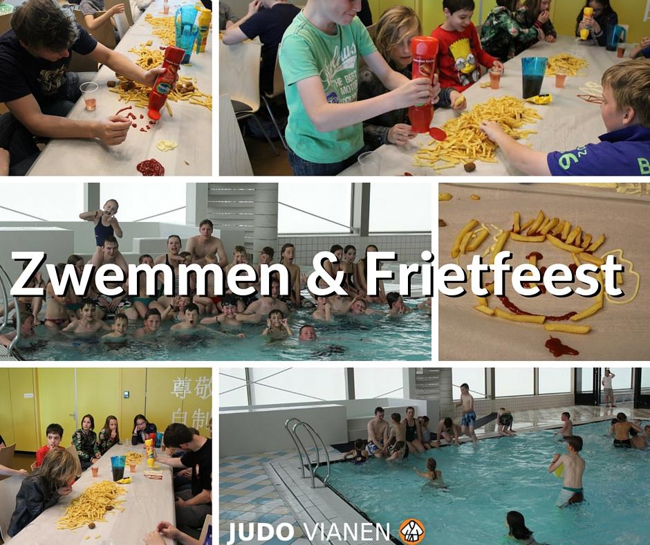 Zwemmen & Frietfeest