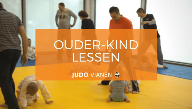 Deze week: Ouder-kind lessen!