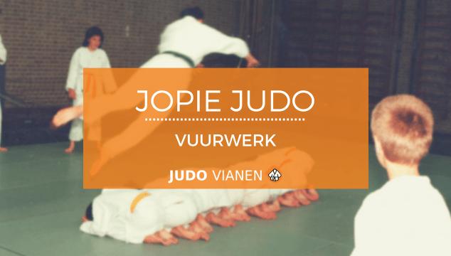 Jopie Judo 13 – Vuurwerk