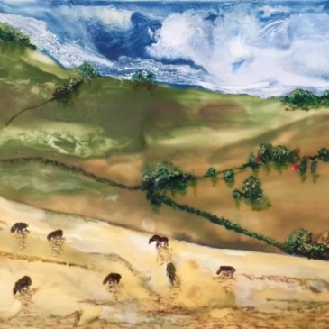 My South Downs Art Series