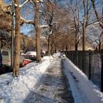 snowy+sidewalk