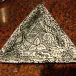 triangle+bowl