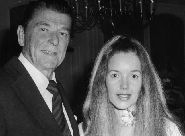 Ronald Reagan, Judy Hevenly