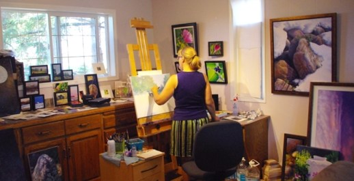 painting-in-a-mess