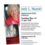 JCC New Haven event flyer