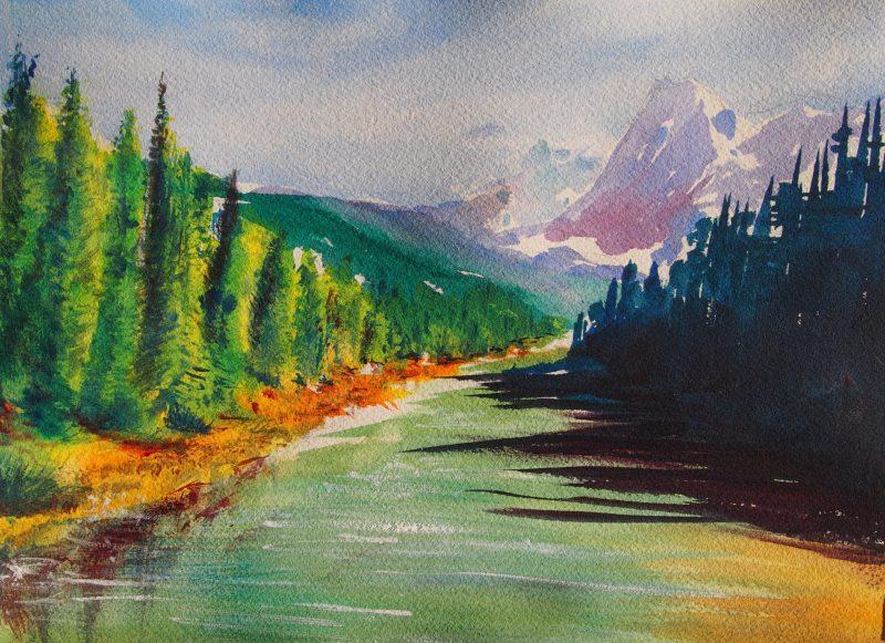 Alpine River