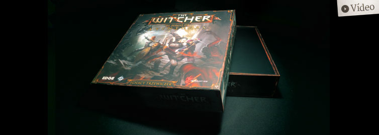 The Witcher: Unboxing
