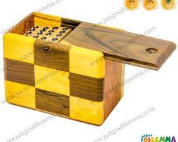 Domino 6x6 caja rectangular