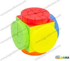 Cubo Rubik Time Machine Stikerless