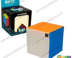 El Cubo Rubik 10x10 Moyu