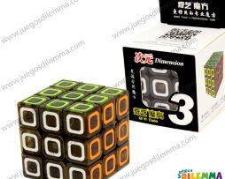 Cubo Rubik 3x3 Ciyuan Cobra Qiyi