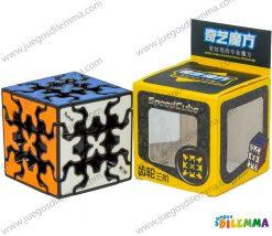 Cubo Rubik Gear 3x3 Qiyi Tiled