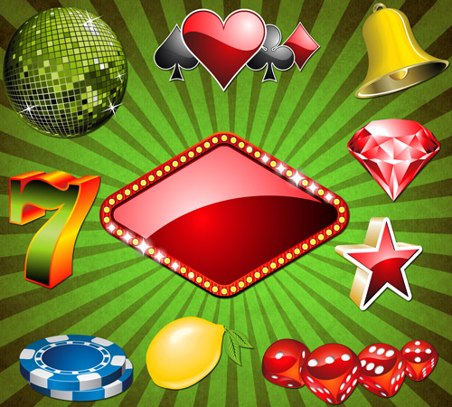 Vectores-casino-y-apuestas