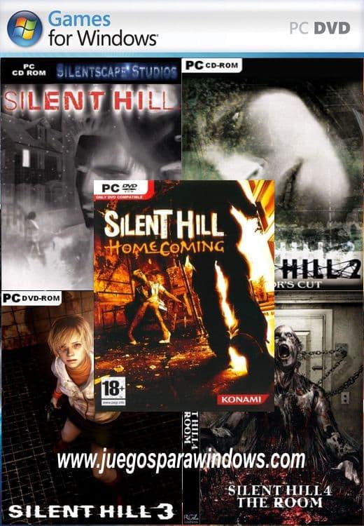 Silent Hill PC Collection Multilenguaje ESPAOL PC