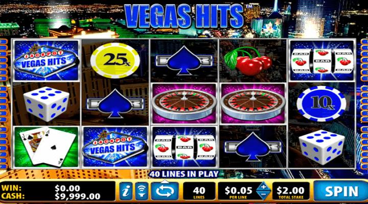Aplicación similar a las tragamonedas de Hot Vegas