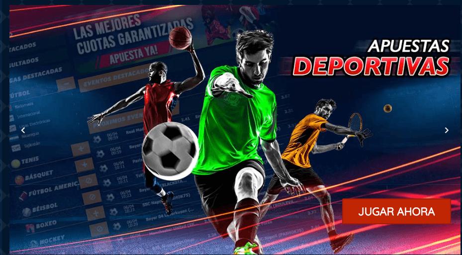 Apuestas Deportivas en Gana Lucas