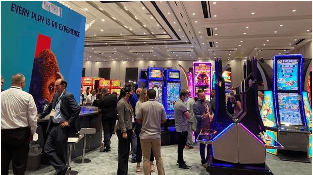 Exposiciones en casinos