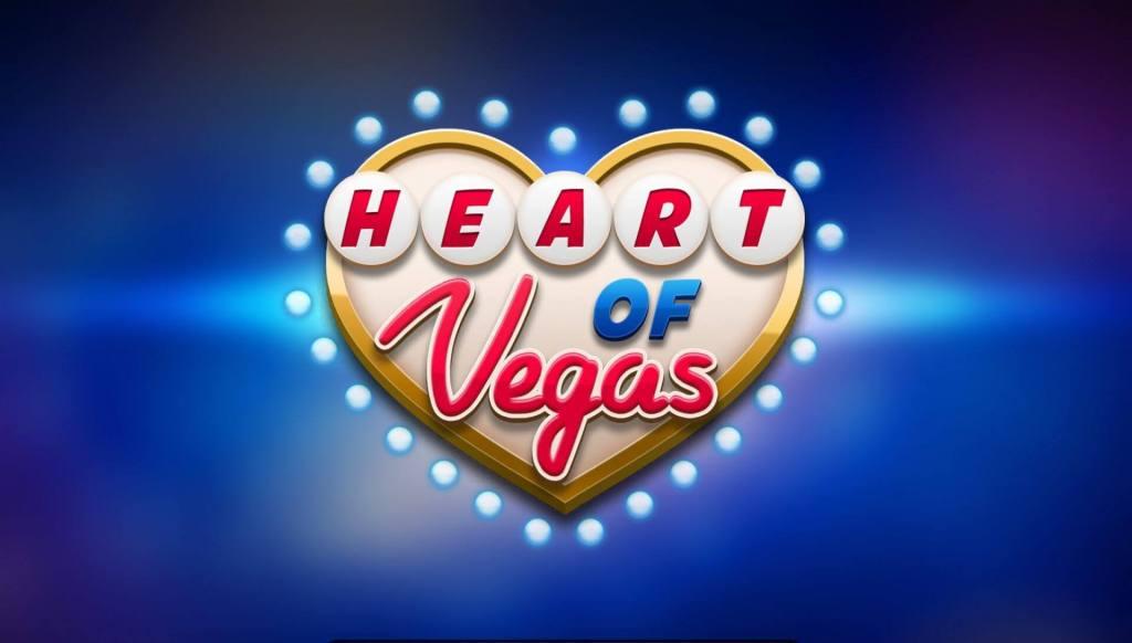 Heart of Vegas Maquina Tragamonedas