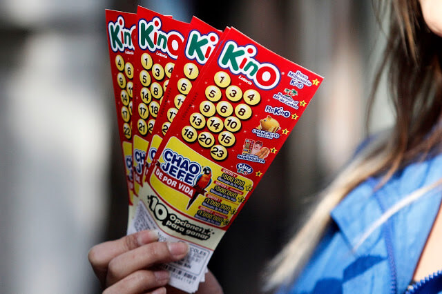 Boleto Kino - Comprar un Boleto de Lotería en Chile