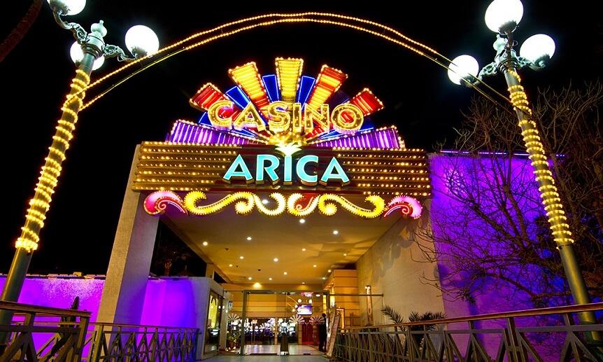 Casino de Arica Descripción