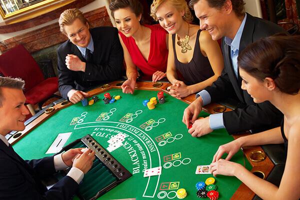 Juego social en casinos