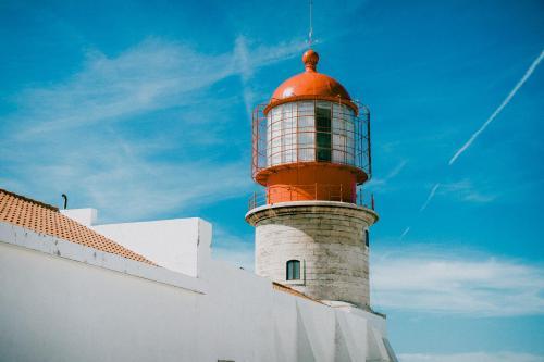 Leutchttrum am Cabo de Saõ Vicente