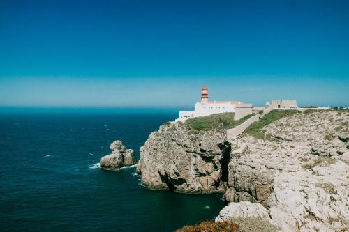 Cabo de Saõ Vicente - das sudwestlichste Ende Europas