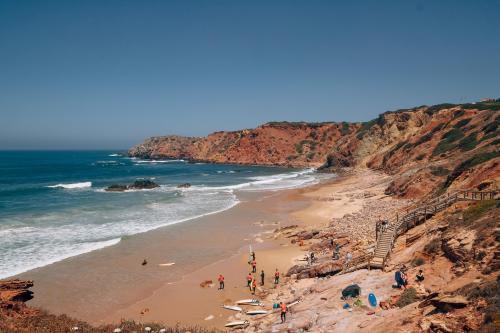 Praia  Amado