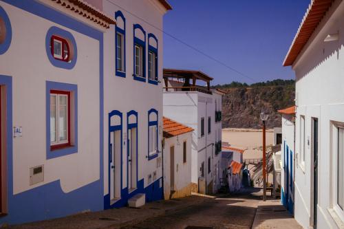 Weg zum Strand - Praia de Odeceixe