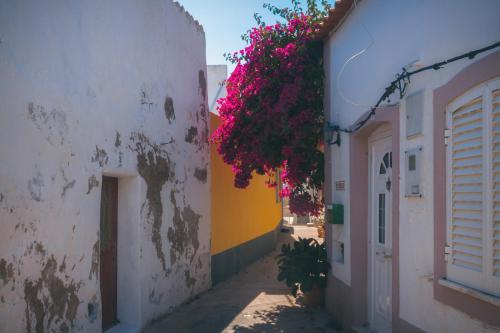 Sonntag Morgen in Ferragudo
