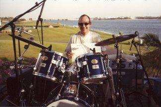 Jürgen mit Irvin Doomes - Dubay 2000