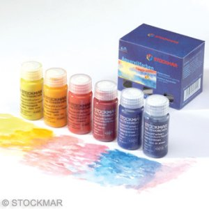 Stockmar-aquarelverf