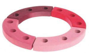 Grimms-verjaardagsring-roze-rood