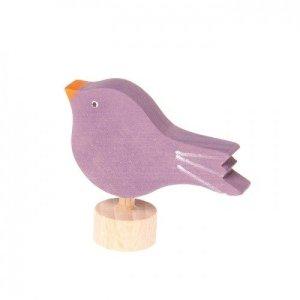 Grimms-steker-vogel-paars